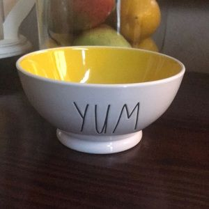 Other - ☀️NEW☀️ Rae Dunn YUM bowl